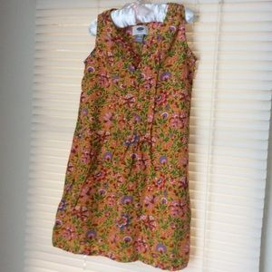 Old Navy Dress Girl Sz 5T Viscose